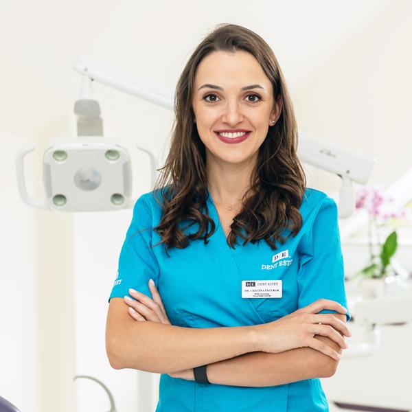 Dr. Cristina Pacurar